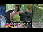 Picture Female Fake Taxi Sexy lesbian fun with toys...