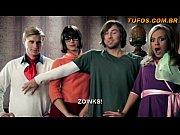 Picture Trailer Scooby-Doo Parodia Porno