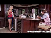 Picture Anikka Allbrite knows how to get her man to...