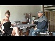 Picture Papy baise une jeune petite francaise avec s...