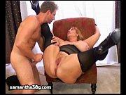Picture Huge Tit MILF BBW Samantha 38G Fucks Stud Mo...