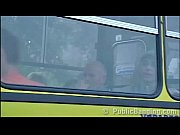 Picture Very COOL video of PUBLIC sex in a BUS