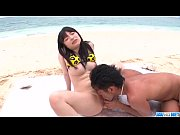 Picture Outdoor fuck adventure for brunette Hina Mae...