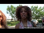 Picture RealBlackExposed - Two Black Babes Sharing a...