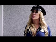 Picture Capri Cavanni Police Officer At Duty