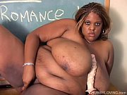 Picture Huge boobs black BBW wishes you were fucking...