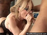 Picture RealMomExposed - Horny Milf Gets Double Pene...