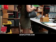 Picture Shoplyfter - Caught Red-Handed And Bribed To...
