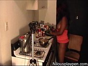 Picture Naked Cooking Webcam Show #14 : Nilou Achtla...