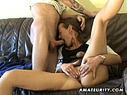 Picture Amateur Milf toys her pussy, sucks and fucks...