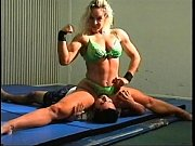 Picture Flamingo Mixed Wrestling mw076-02 - Christin...