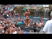 Picture Nudist swinger pool party key west