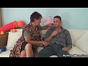 Picture Girlfriends old mom seduces her man