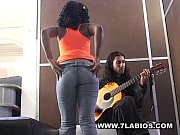 Picture Ebony colombian latin girl fucking for cash