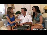Picture Vixenx Two slutty students fuck tutor