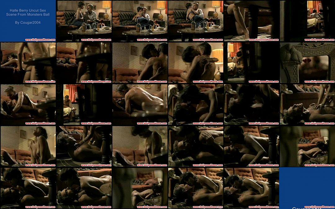 WANNA SLOBBER Monsters ball sex scene video clip girl