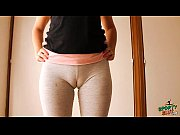 Picture Big Cameltoe Young Girl 18+ In Yoga Pants, S...