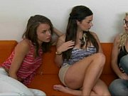Picture Lesbian threesome