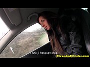 Picture Stranded euroteen fucked in the car