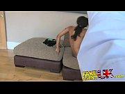 Picture FakeAgentUK Fake casting puts flexible petit...