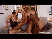 Picture Puma Swede in All Girl Big Titty Threesome w...