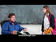 Picture InnocentHigh - Cute Schoolgirl Gives Oral Ex...