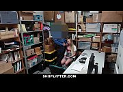 Picture Shoplyfter - Catholic Schoolgirl Punished Fo...
