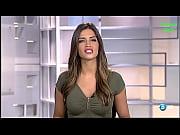 Sara Carbonero Tremenda Camiseta Ajustada
