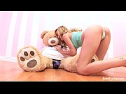 Picture Brett Rossi plays with strap-on dildo