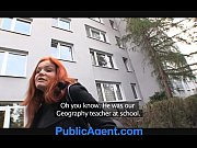 Picture PublicAgent Married redhead Does Anal in the...