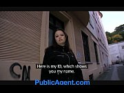Picture PublicAgent Massive Boobs fucked in the Hote