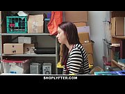Picture Shoplyfter - Troublemaking Young Girl 18+ Fu...