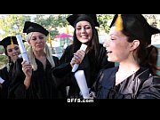 Picture BFFS - Celebrating Graduation With Lesbian T...