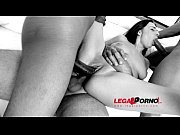 Picture Chanel Lux interracial anal and DP with 3 co...