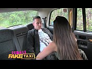 Picture Female Fake Taxi Guy gets lucky with hot bru...