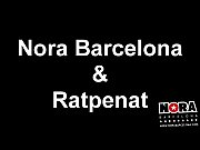 Picture Nora Barcelona and Ratpenat Live porn in Hot...