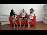Picture Hot twins share a dick