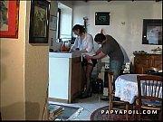 Picture Papy se tape la jeune et jolie femme de mena...