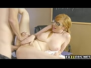 Picture Lauren Phillips rides Professor Ds cock on t...