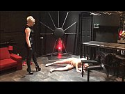 Picture Ballbusting: Mistress Electra destroys the b...