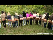 Picture Outdoor SEX Orgy During the Garden Party