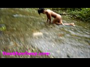 Picture Heather Deep gets creampie on quad in river...