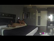 Picture Latina cleaning lady licks clean Jordi'...