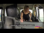 Picture Female Fake Taxi Old flame taken on a detour...