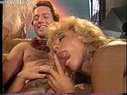 Picture Jeanna Fine and Nina Hartley both sucking a...