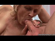 Picture Grandma knows best how to drain your balls