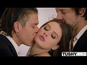 Picture TUSHY Lana Rhoades First Double Penetration