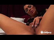 Picture MILF In Sexy Lingerie Pleasures Her Pussy Wi...