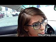 Picture 95 lbs Young Girl 18+ Blowjob in a Car in Pu...