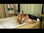 Picture Nuru Massage with Sarah Vandella and her nep...